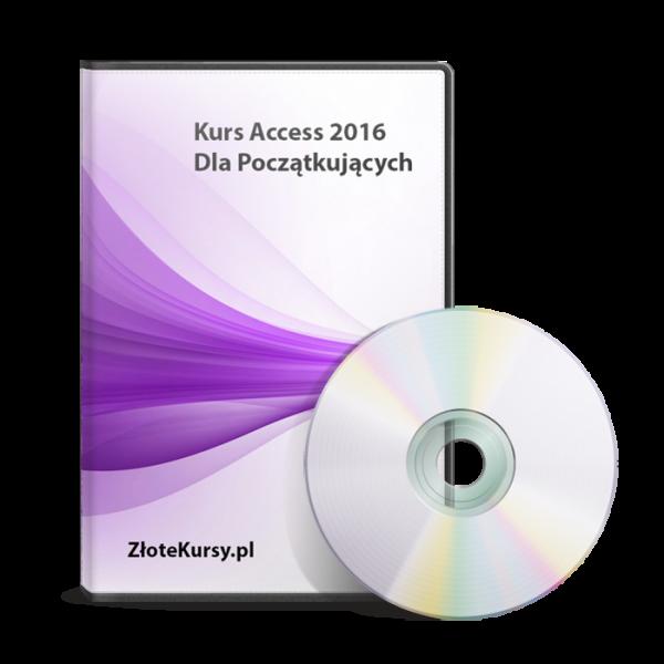Kurs Access 2016 Dla Poczatkujacych